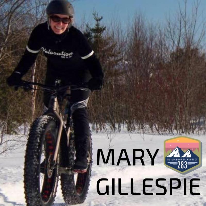 Riding Team.Mary
